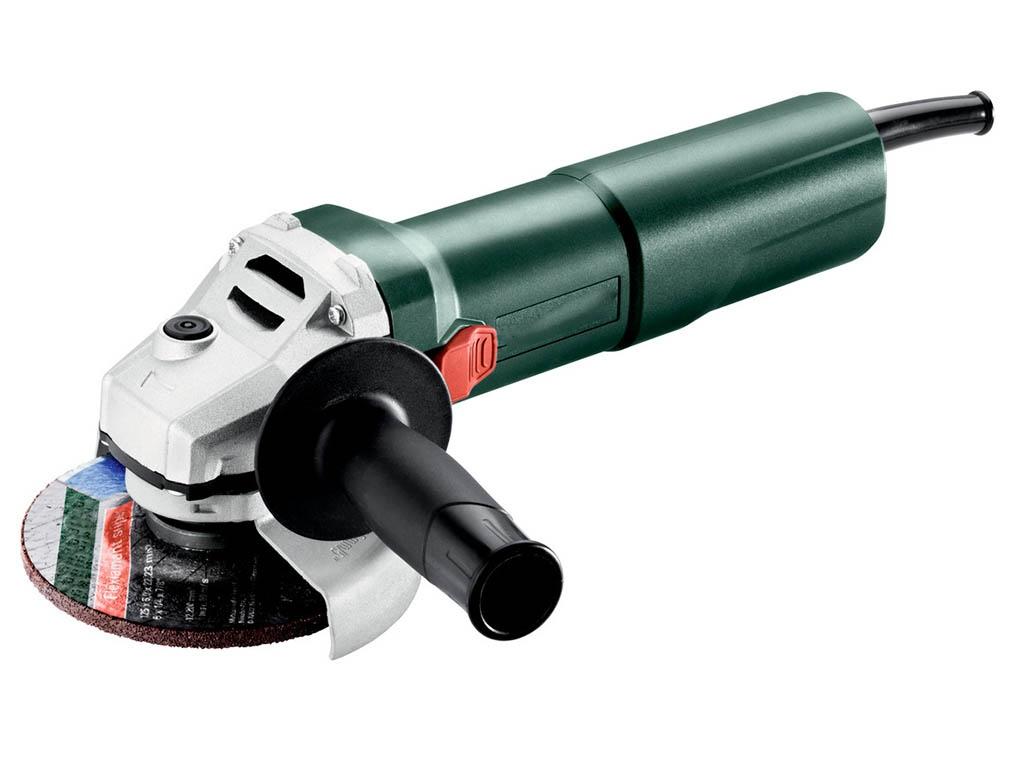 Шлифовальная машина Metabo W1100-125603614950 цена