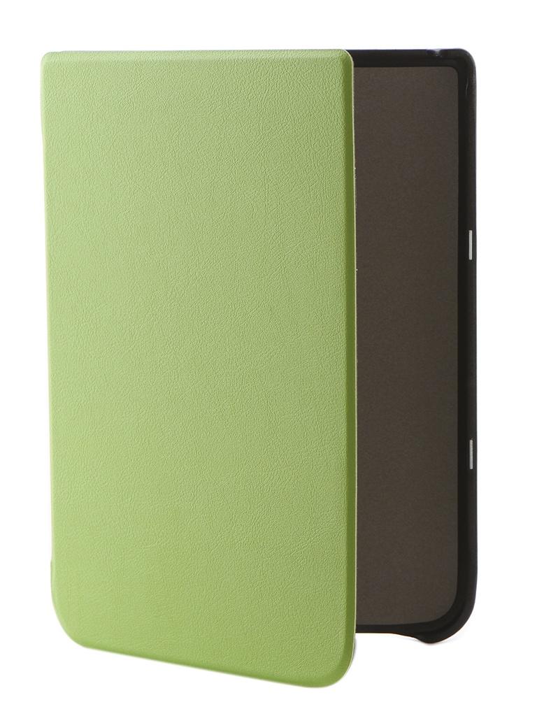Аксессуар Чехол BookCase для PocketBook 740 Green BC-740-GR