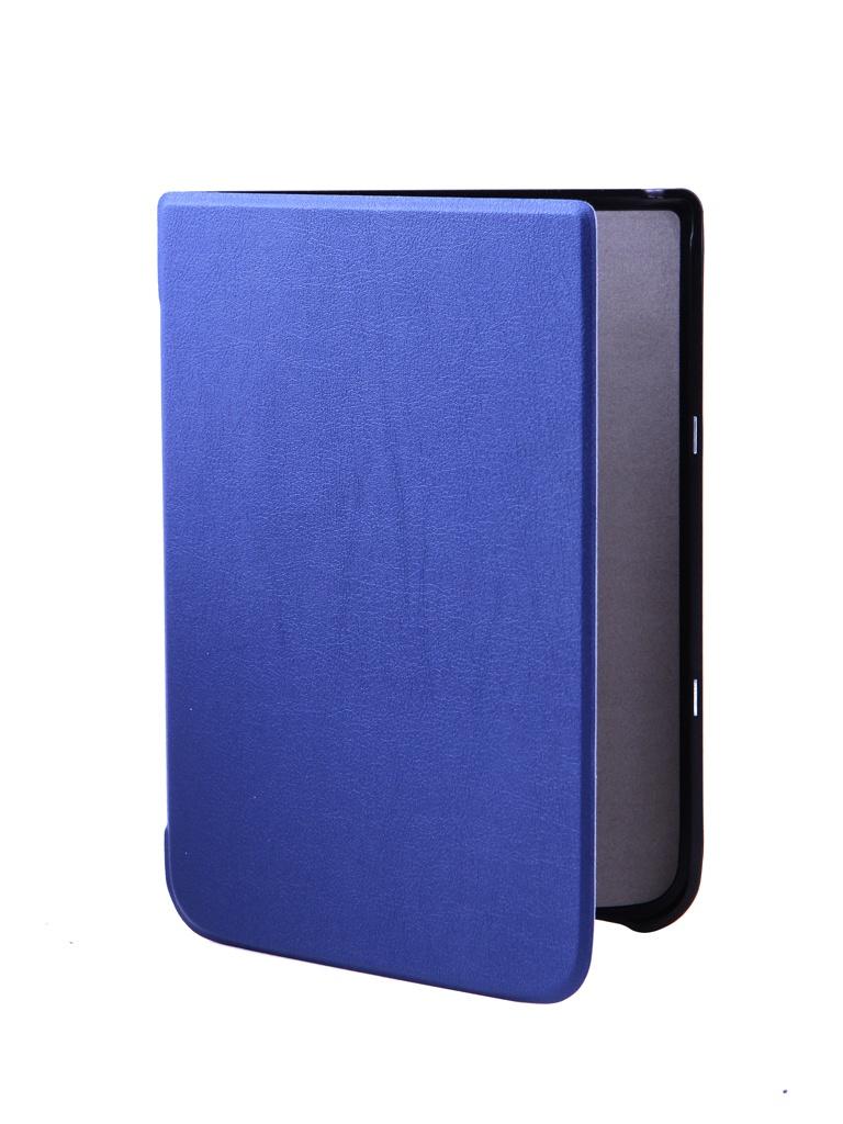 Аксессуар Чехол BookCase для PocketBook 740 Dark Blue BC-740-DBLU