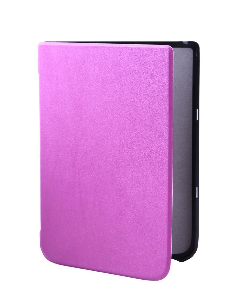 Аксессуар Чехол BookCase для PocketBook 740 Purple BC-740-PR