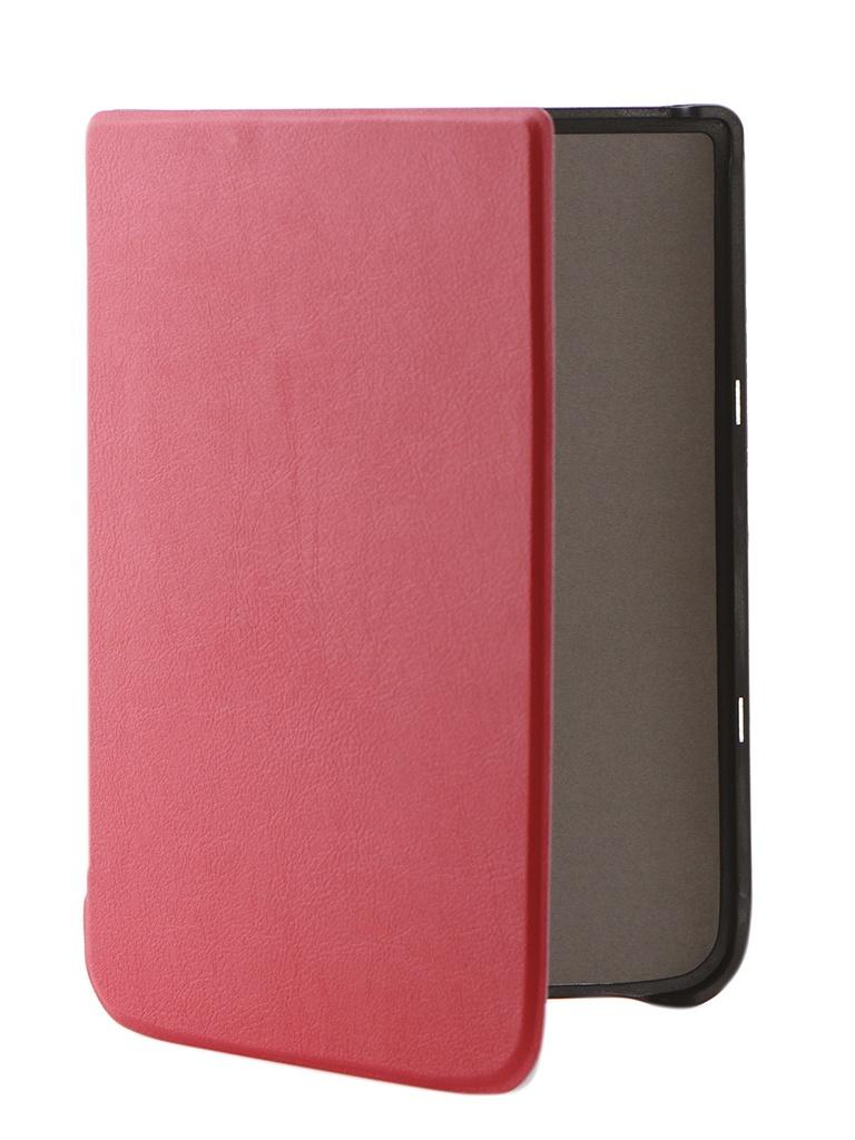 Аксессуар Чехол BookCase для PocketBook 740 Red BC-740-RD