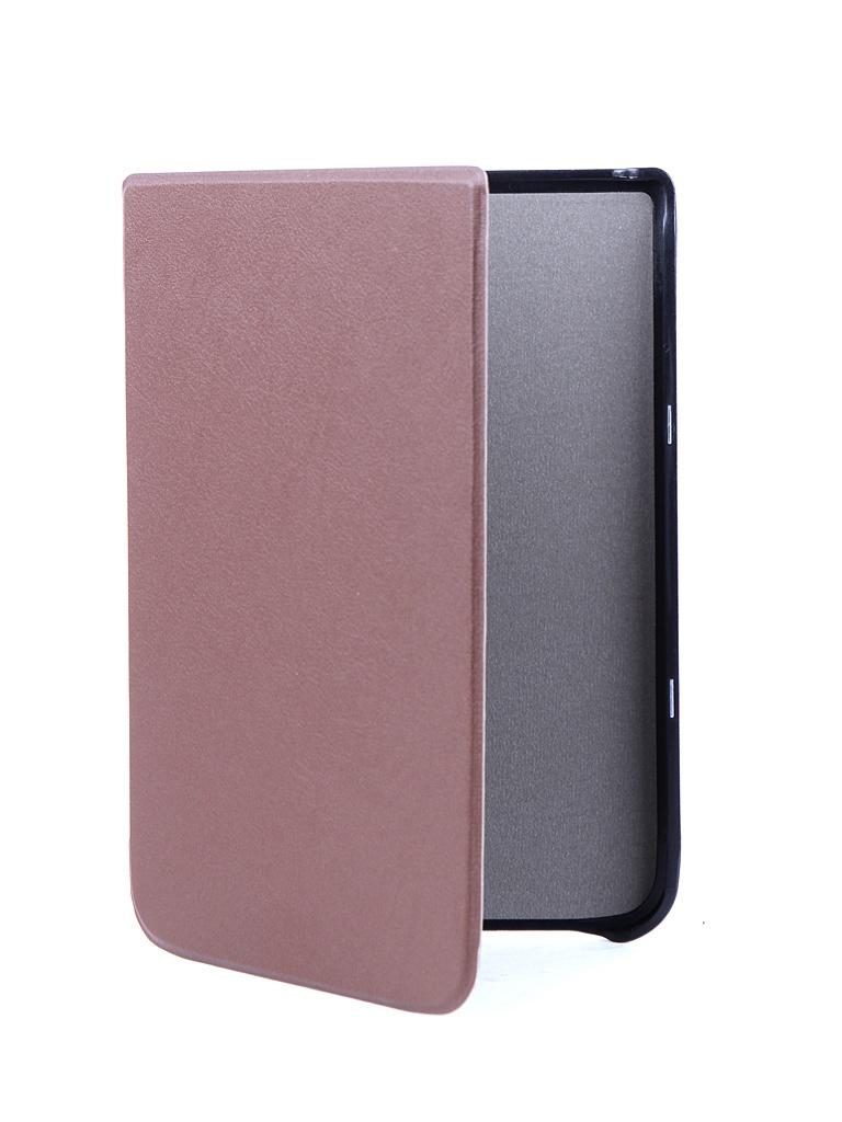 Аксессуар Чехол BookCase для PocketBook 740 Brown BC-740-BR