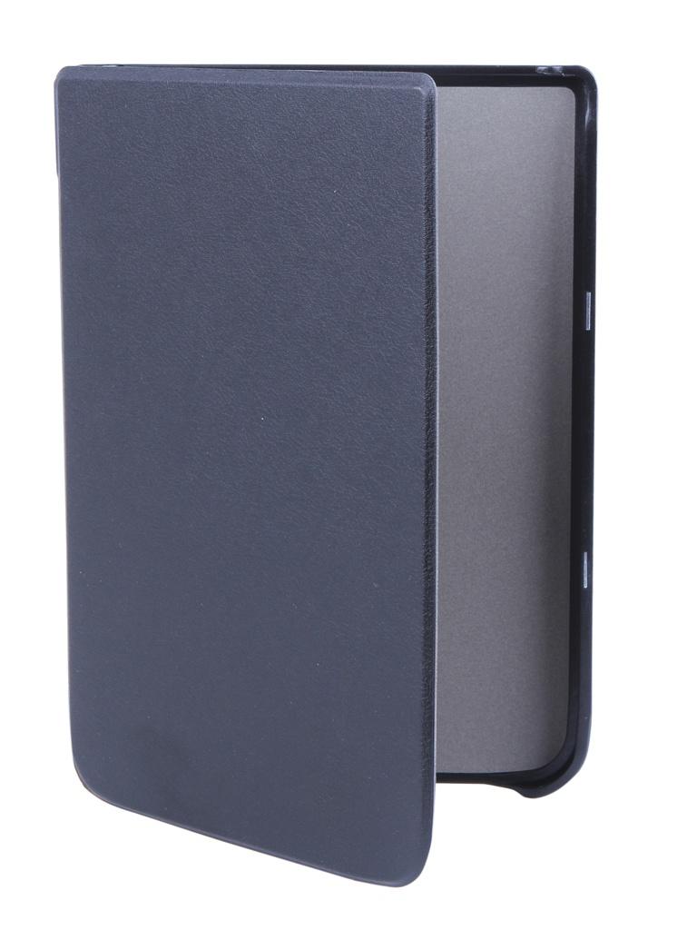 Аксессуар Чехол BookCase для PocketBook 740 Black BC-740-BL
