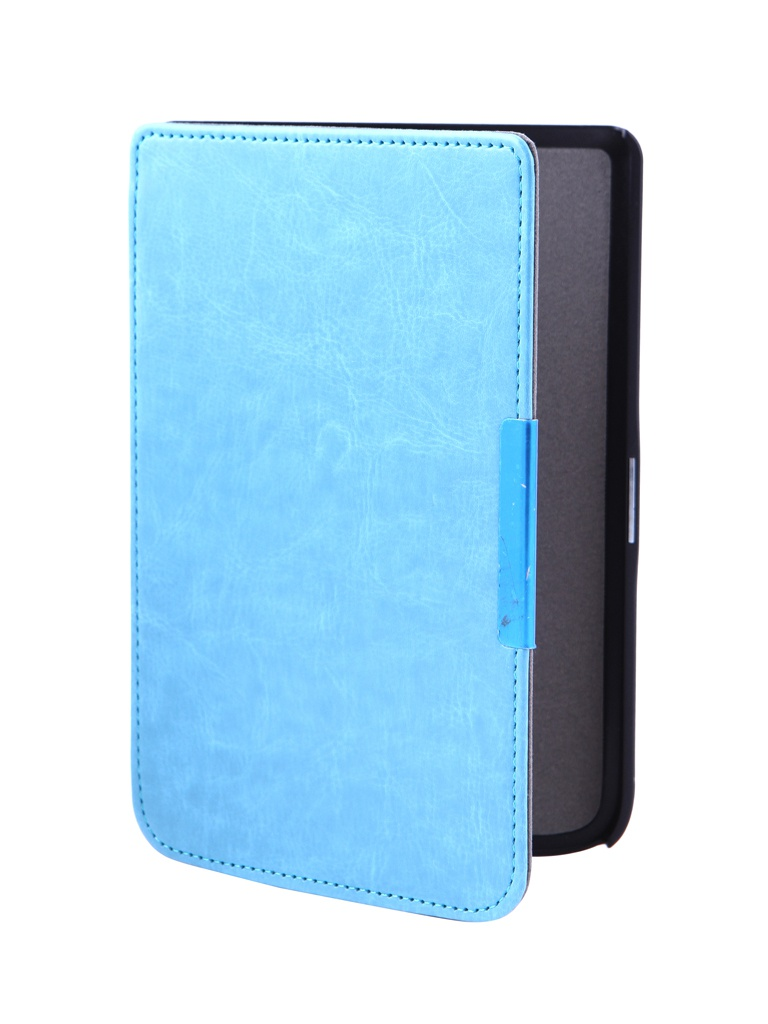 Аксессуар Чехол BookCase для PocketBook Touch 614/624/626 Slim Light Blue BC-626-BLU