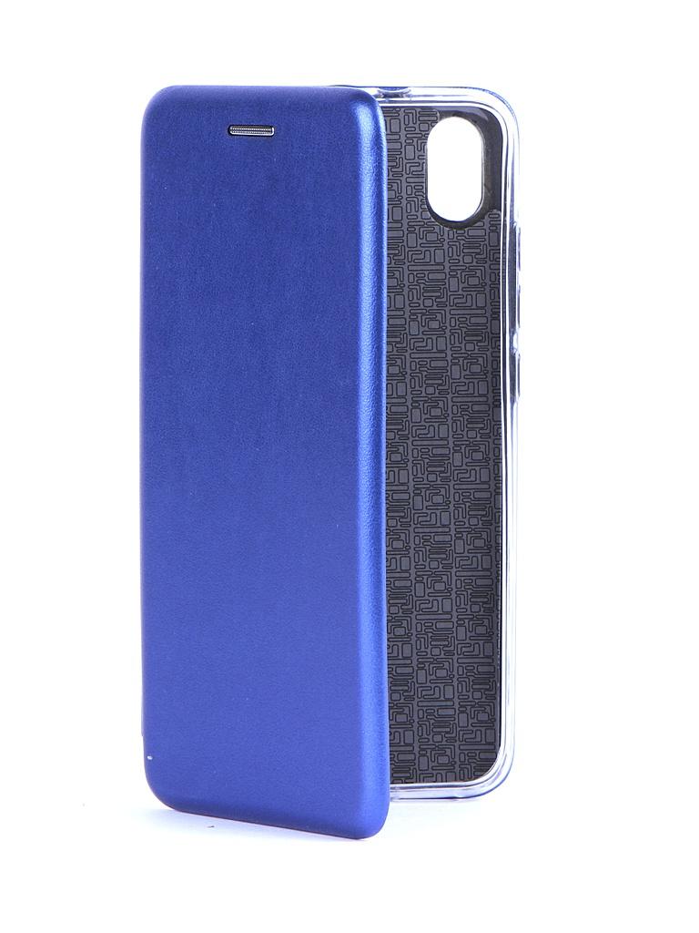 Аксессуар Чехол Zibelino для Xiaomi Redmi 7A 2019 Book Blue ZB-XIA-RDM-7A-DBLU