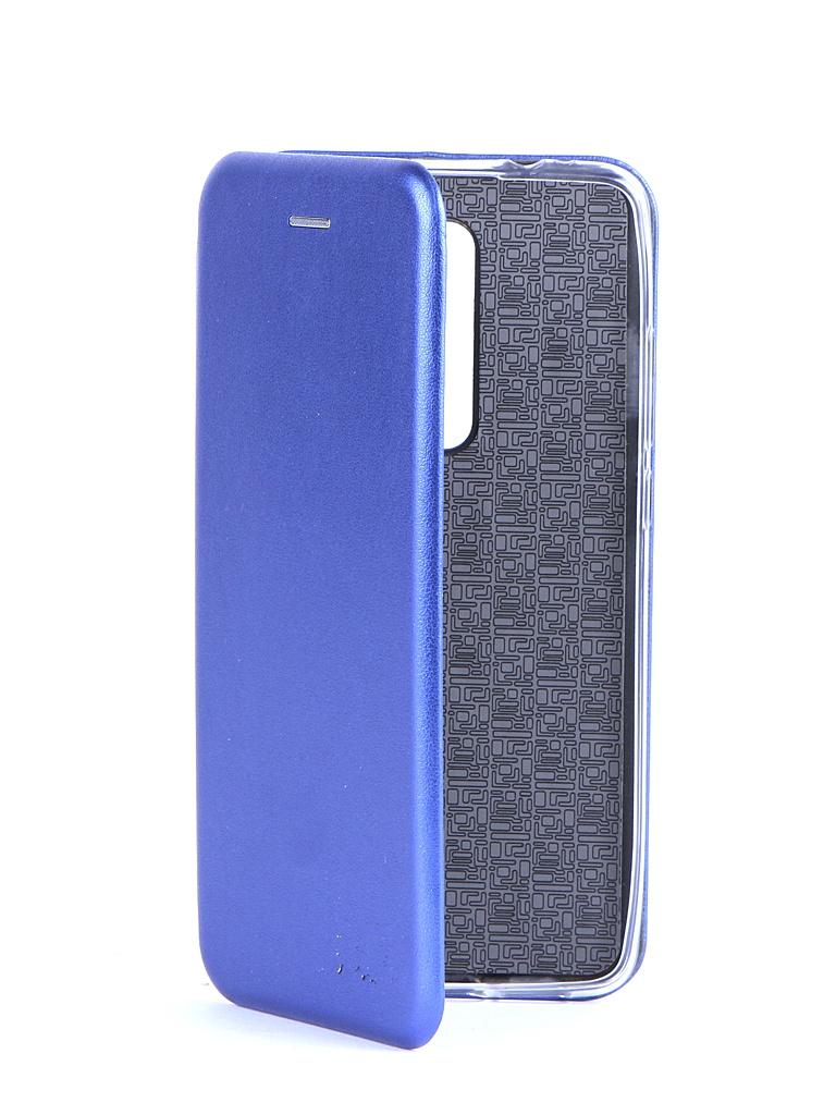 Аксессуар Чехол Zibelinoдля Xiaomi Mi9T/MI9T Pro/Redmi K20/K20 Pro 2019 Book Dark Blue ZB-XIA-RDM-MI9T-DBLU