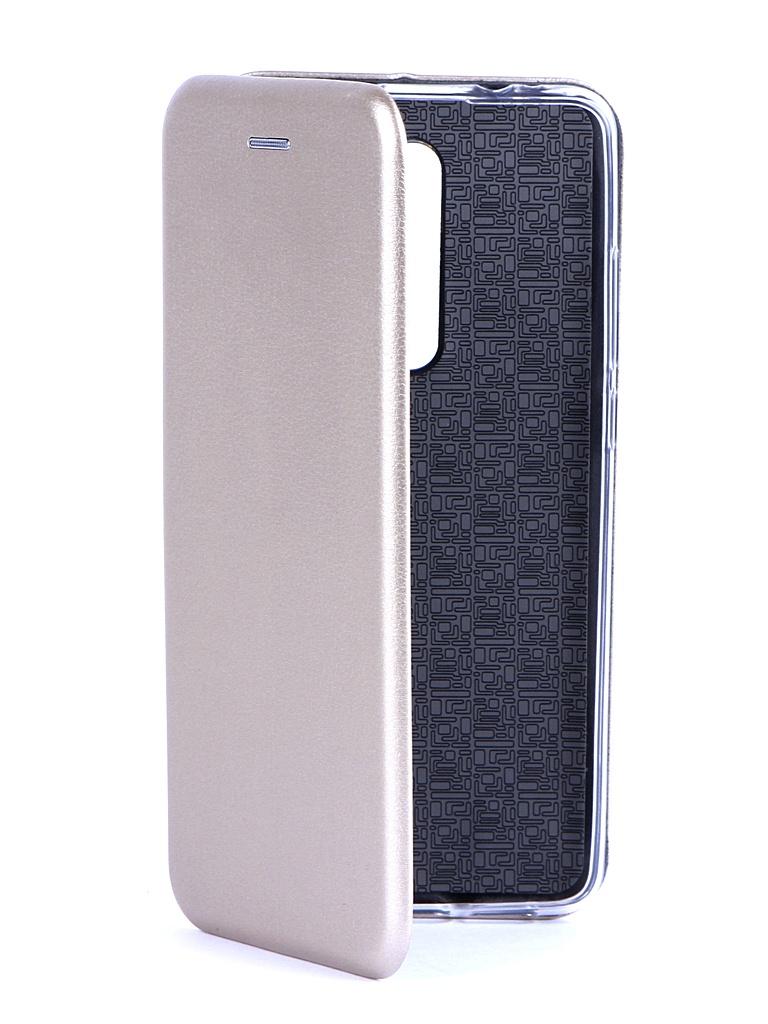 Аксессуар Чехол Zibelinoдля Xiaomi Mi9T/MI9T Pro/Redmi K20/K20 Pro 2019 Book Gold ZB-XIA-RDM-MI9T-GLD