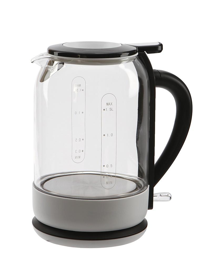 Чайник Polaris PWK 1759CGL White