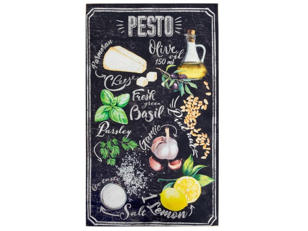 Полотенце Этель Pesto 40x70cm 3184275