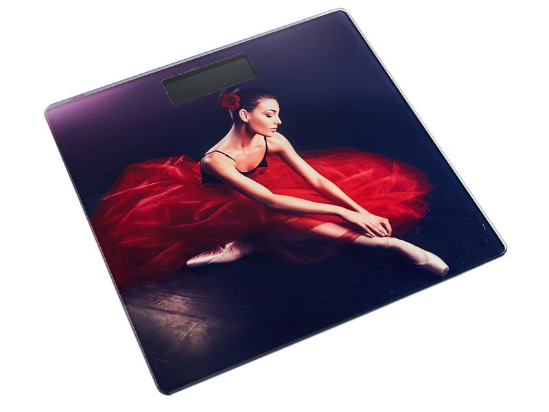 Весы напольные Аксинья КС-6011 Балерина