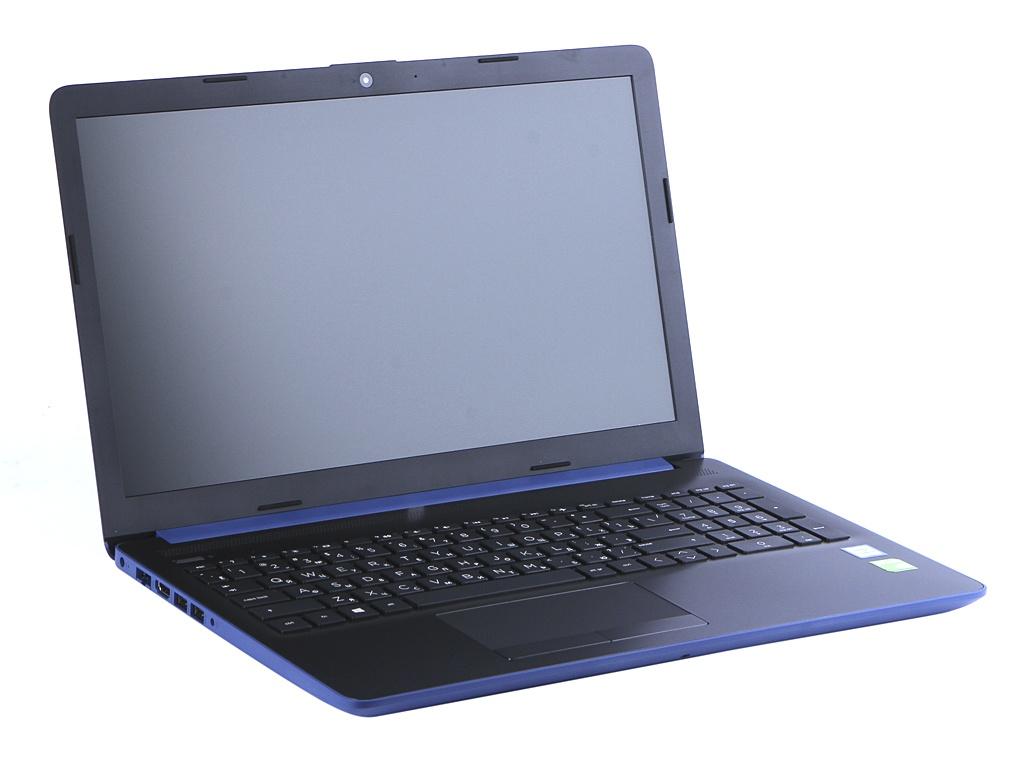 Ноутбук HP 15-da0196ur 4AZ42EA (Intel Core i3-7020U 2.3 GHz /4096Mb/1000Gb/No ODD/nVidia GeForce MX110 2048Mb/Wi-Fi/Bluetooth/Cam/15.6/1920x1080/Windows 10)