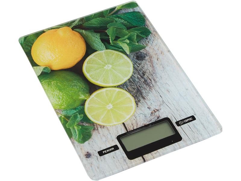 Весы Аксинья КС-6510 Лайм