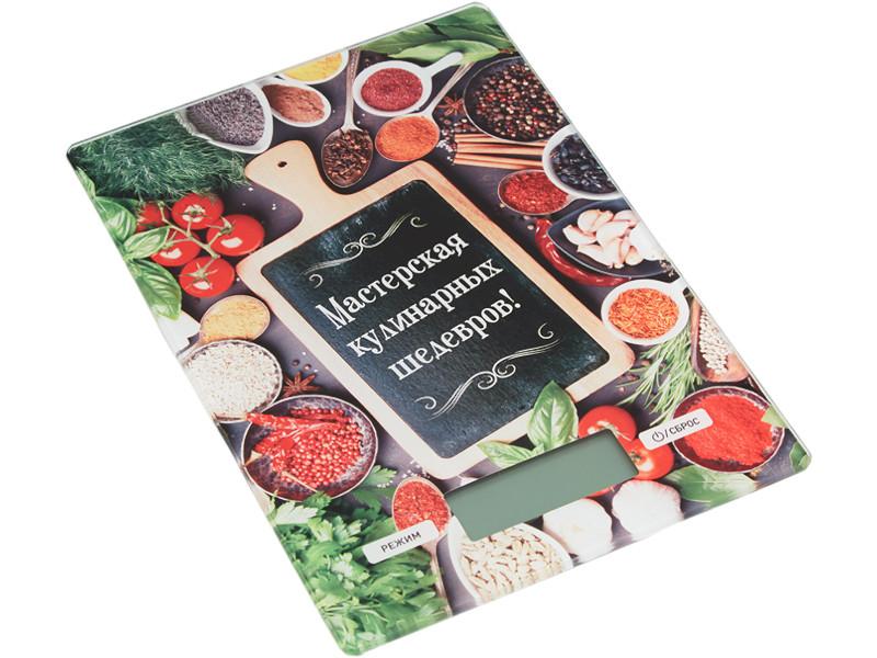 Весы Аксинья КС-6512 Мастерская кулинарных шедевров