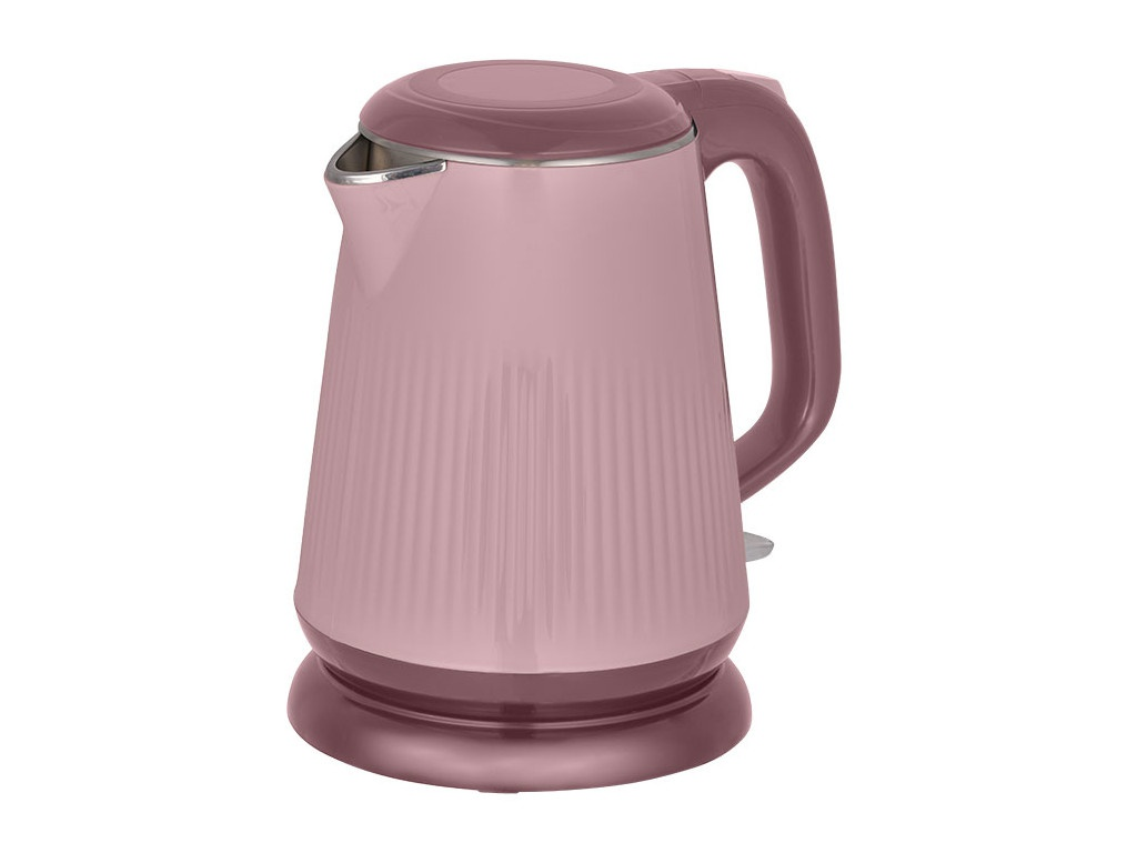 Чайник Аксинья КС-1030 Pink-Brown