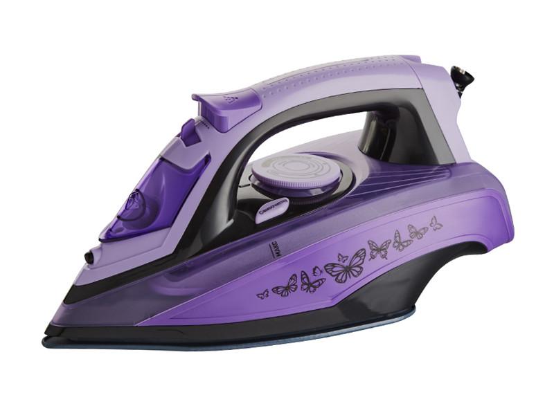 Утюг Аксинья КС-3001 Purple-Black