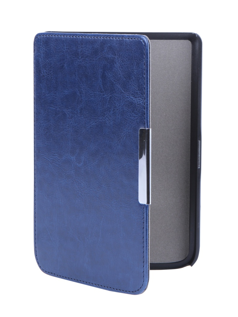 Аксессуар Чехол BookCase для PocketBook Touch 614/624/626 Slim Dark Blue BC-626-DBLU