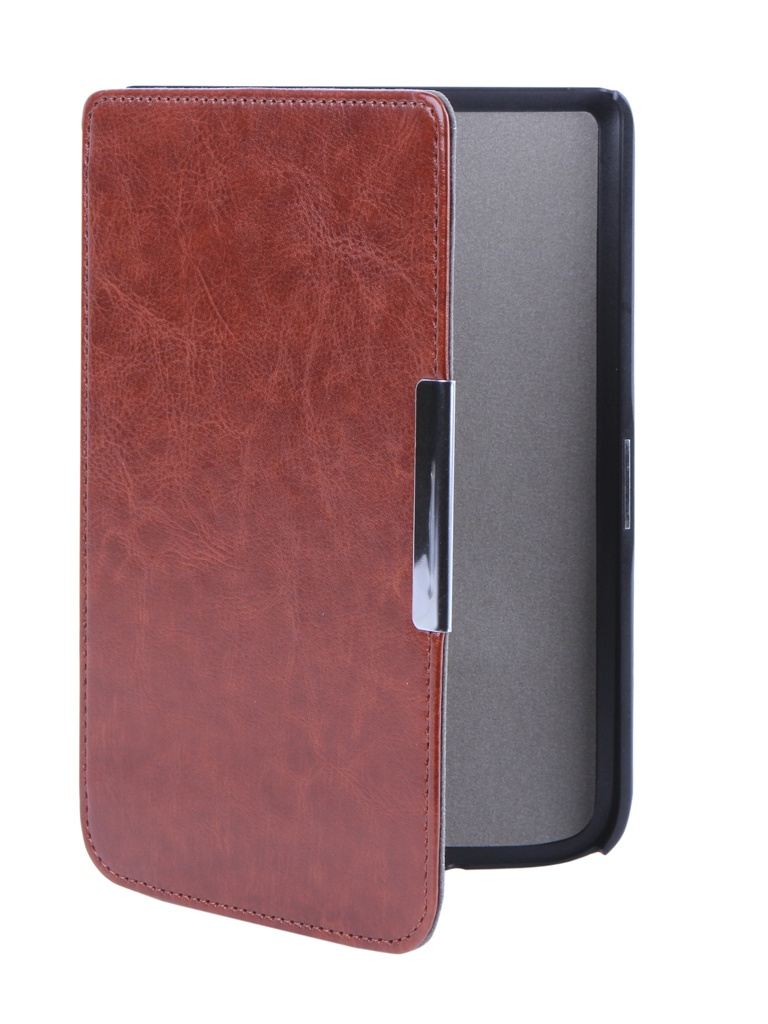 Аксессуар Чехол BookCase для PocketBook Touch 614/624/626 Slim Brown BC-626-BR