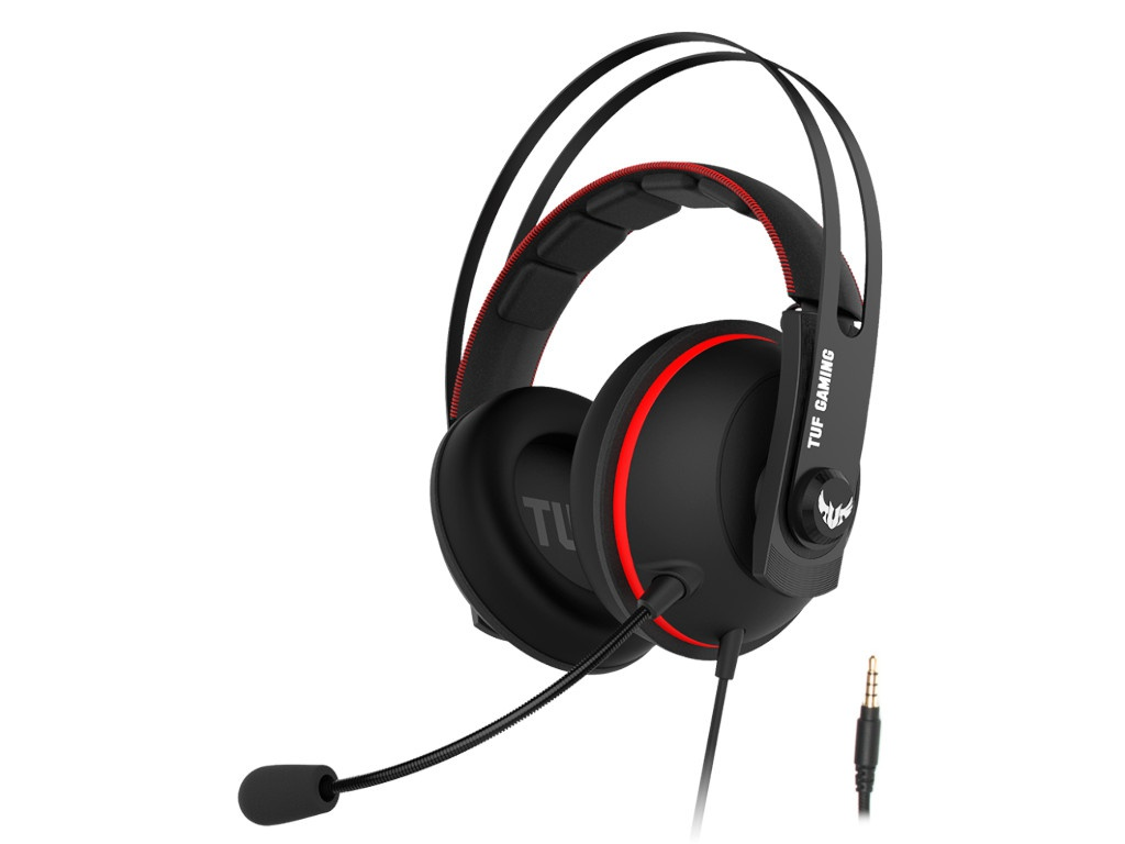 ASUS TUF Gaming H7 Core Black-Red