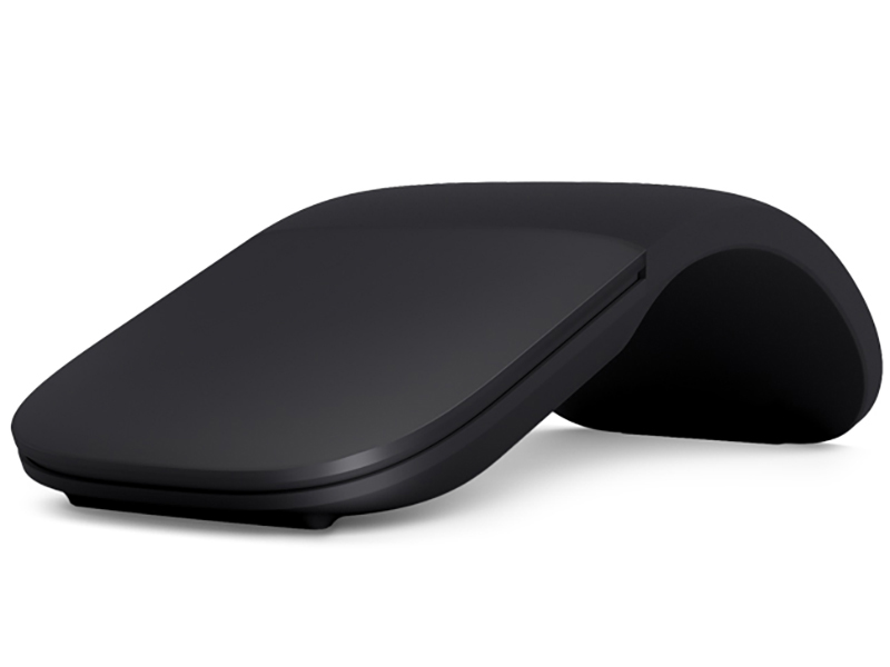 Мышь Microsoft Arc mouse Black USB