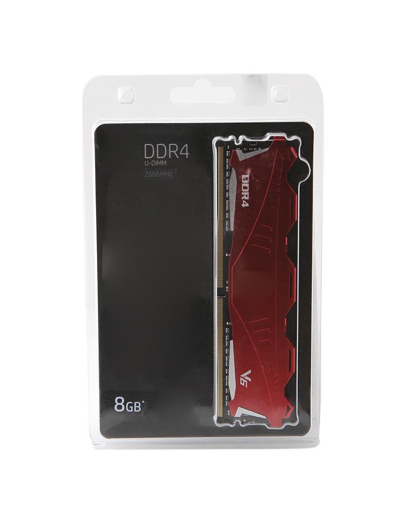 Модуль памяти HP DDR4 DIMM 2666MHz PC4-19200 CL16 - 8Gb 7EH61AA#ABB цена и фото