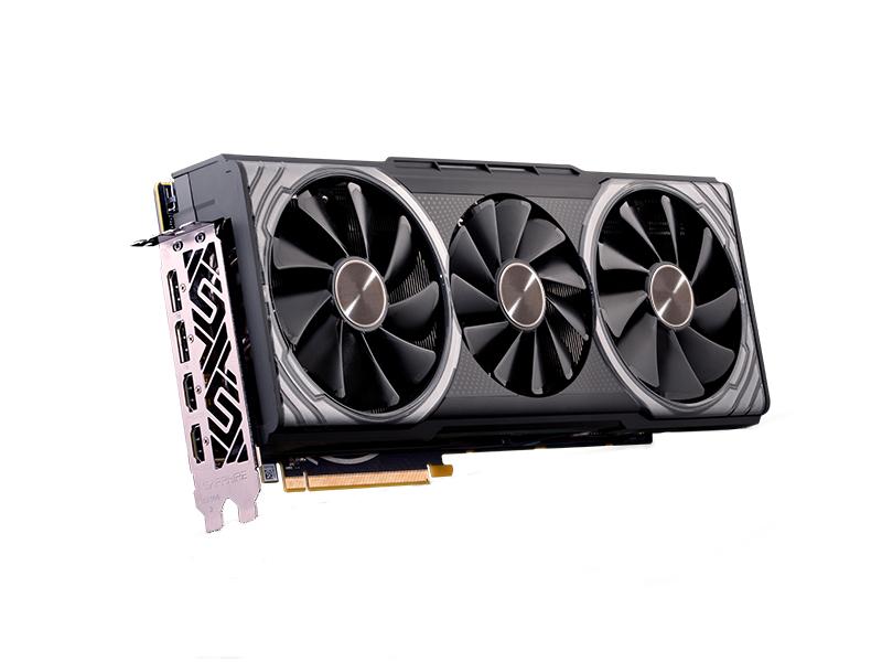 Видеокарта Sapphire NITRO+ Radeon RX Vega 64 1247Mhz PCI-E 3.0 8192Mb 945Mhz 2048 bit 2xDP 2xHDMI HDCP 11275-03-40G