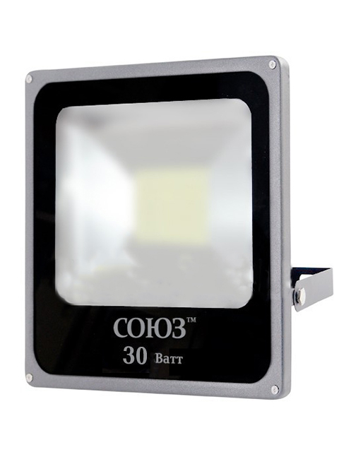 Прожектор UNIVersal Союз 30W 6500К-IP65-SMD 133