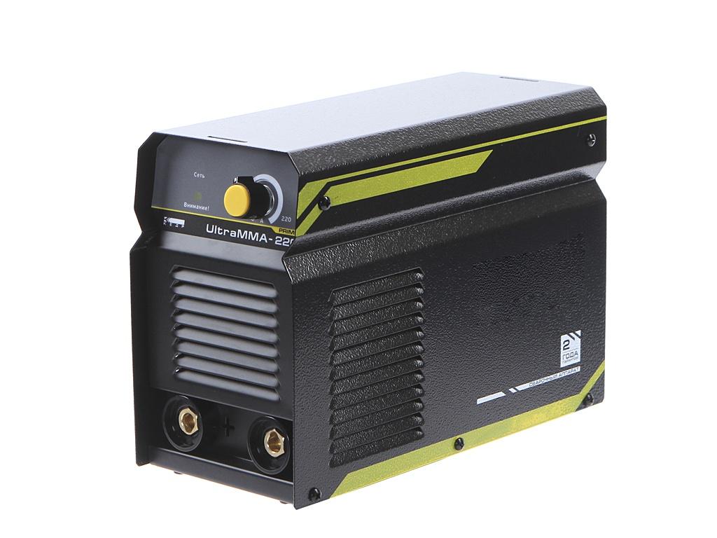 Сварочный аппарат Кедр UltraMMA-220 с кейсом