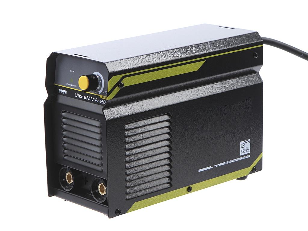 Сварочный аппарат Кедр UltraMMA-200