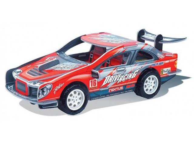 3D-пазл Pilotage Гоночная машина M Red RC39887