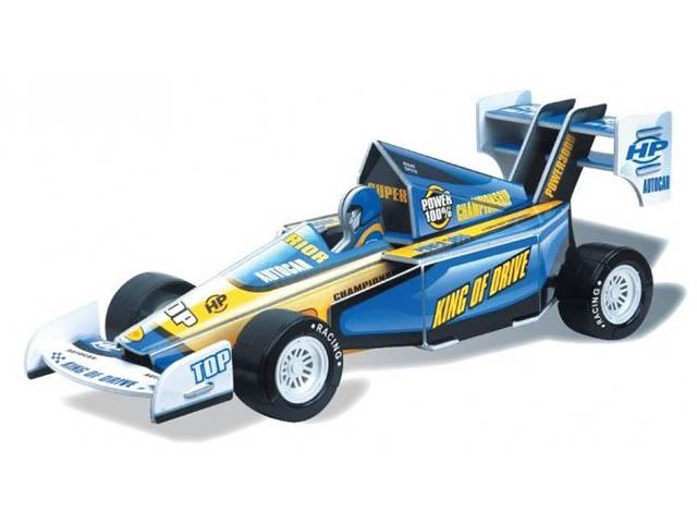 3D-пазл Pilotage Спортивная машина M Blue RC39886