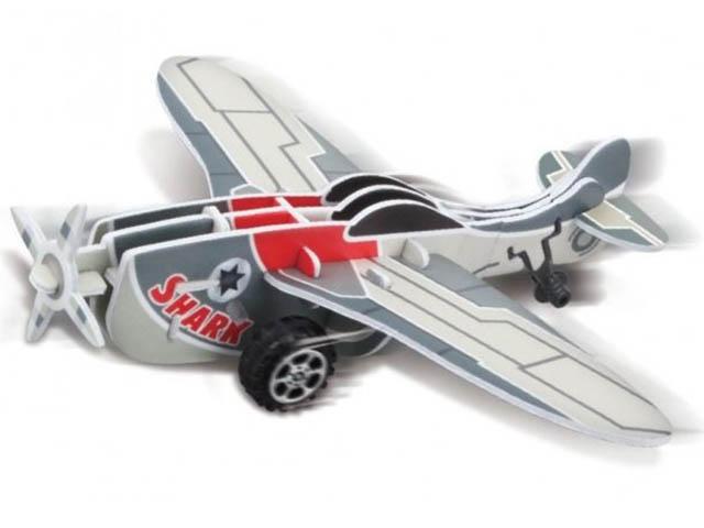 3D-пазл Pilotage Самолет Red RC39884