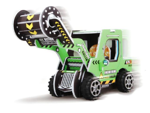 3D-пазл Pilotage Roller RC39883