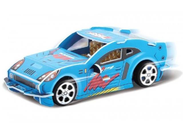 3D-пазл Pilotage Спортивная машина Blue RC39880