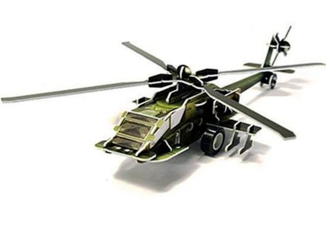 3D-пазл Pilotage Вертолет RC39692