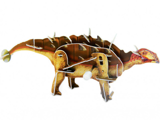 3D-пазл Pilotage Динозавр Анкилозавр RC39687