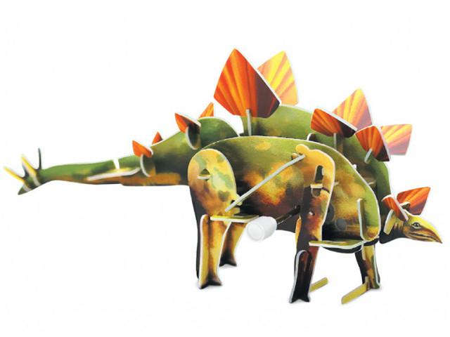 3D-пазл Pilotage Динозавр Стегозавр RC39686