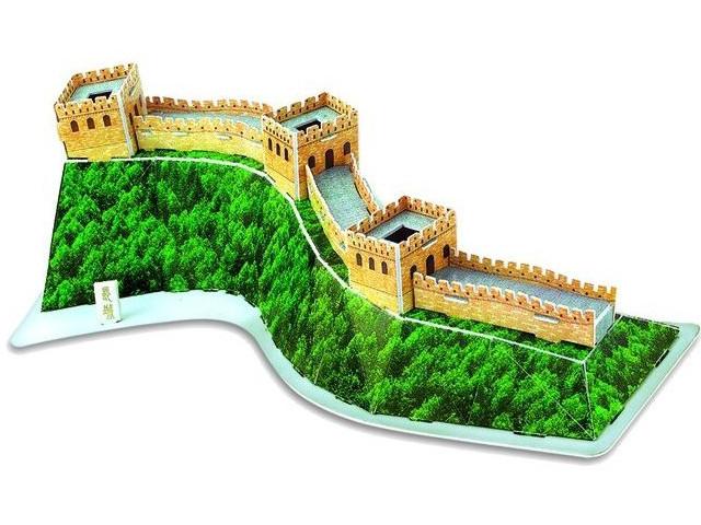 3D-пазл Pilotage Великая Китайска стена RC38417