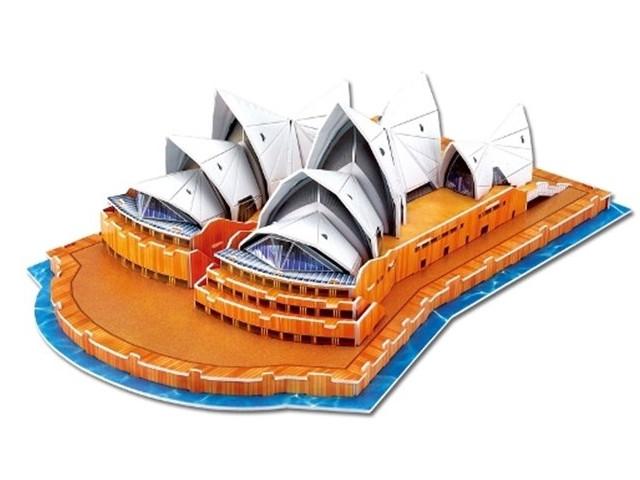 3D-пазл Pilotage Сиднейский оперный театр RC38414