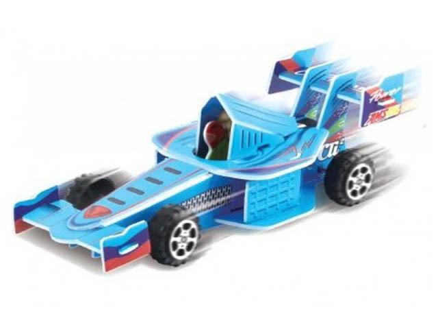 3D-пазл Pilotage Гоночная машина Blue RC38108