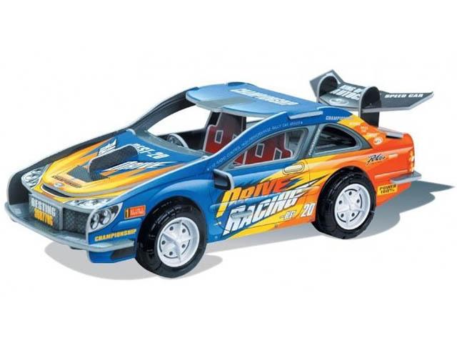 3D-пазл Pilotage Гоночная машина M Blue RC38106