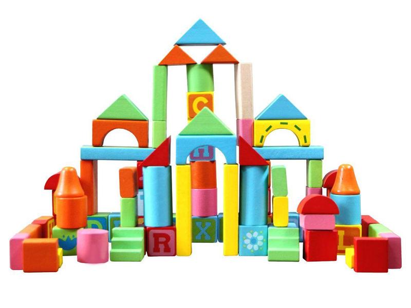 Конструктор База игрушек Кубики 82 дет. 57043