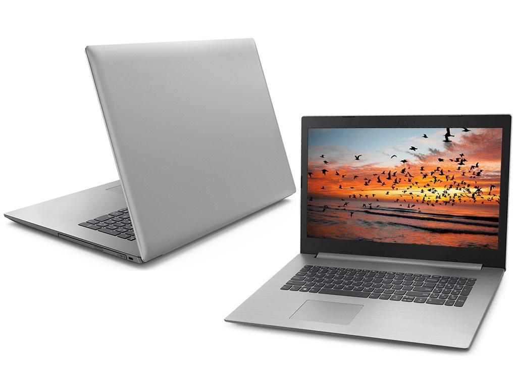 Ноутбук Lenovo IdeaPad 330-17IKBR Grey 81DM00GCRU (Intel Core i3-7020U 2.3 GHz/4096Mb/1000Gb/nVidia GeForce MX150 2048Mb/Wi-Fi/Bluetooth/Cam/17.3/1600x900/Windows 10 Home 64-bit)