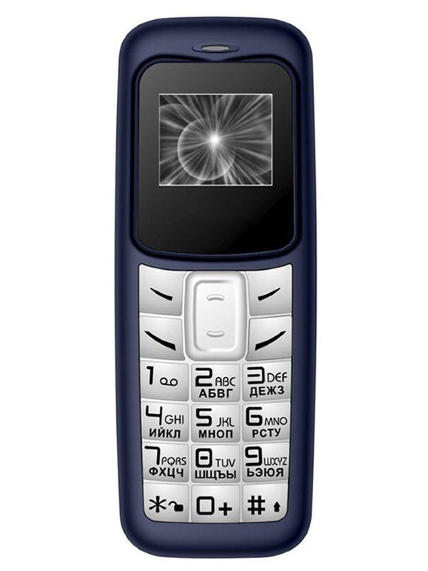 Сотовый телефон Olmio А02 Blue-White 39375 телефон