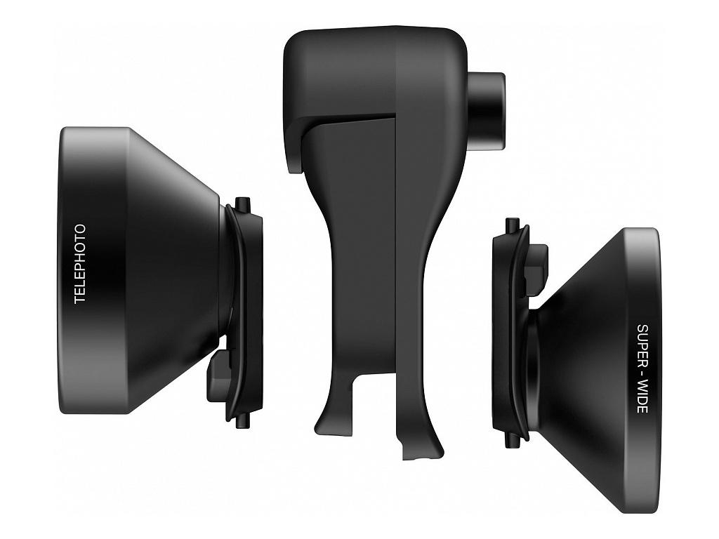 Аксессуар Набор объективов для APPLE iPhone XR Olloclip Super-Wide Pro + Telephoto OC-0000296-EU