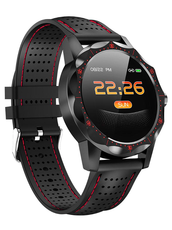 Умные часы ColMi SKY1 Black-Red