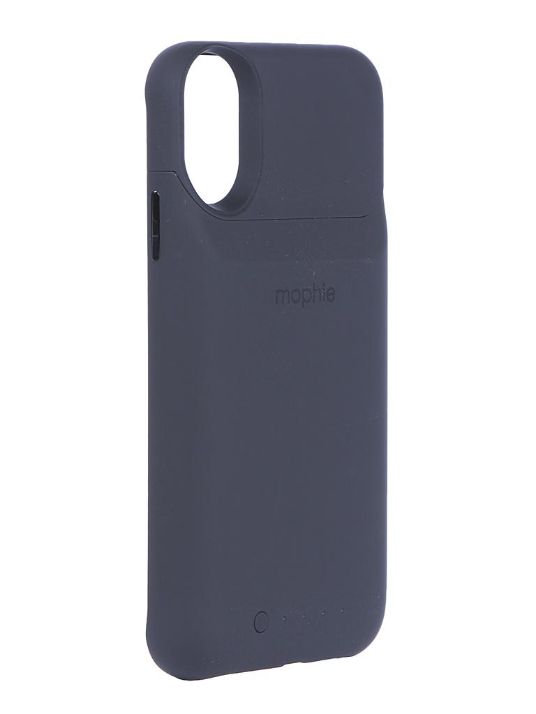 Аксессуар Чехол-аккумулятор для APPLE iPhone XR Mophie Juice Pack Access Black 401002824