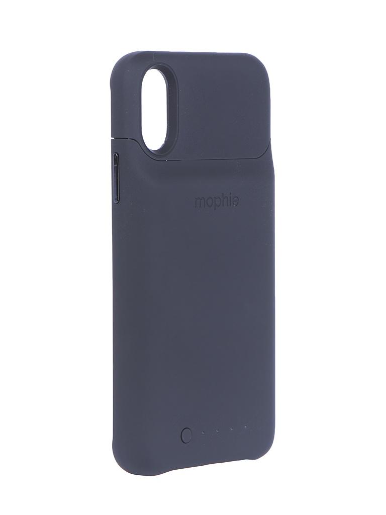 Аксессуар Чехол-аккумулятор для APPLE iPhone X / XS Mophie Juice Pack Access Black 401002831 аккумулятор