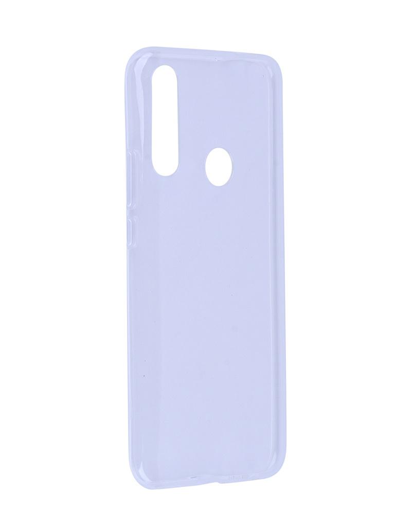 Чехол Svekla для Huawei P Smart Z/Y9 Prime 2019 Silicone Transparent SV-HWPSMTZ-WH