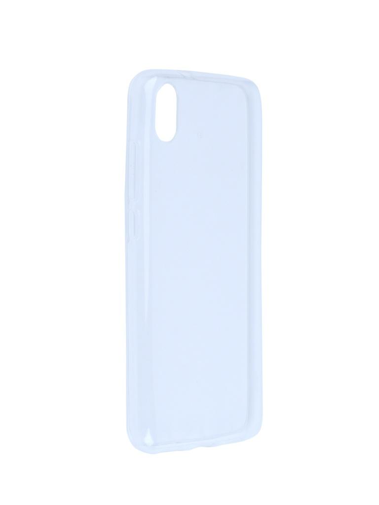 Аксессуар Чехол Svekla для Xiaomi Redmi 7A Silicone Transparent SV-XIR7A-WH