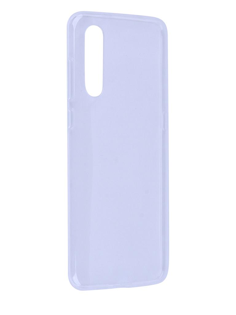 Аксессуар Чехол Svekla для Xiaomi Mi9 Silicone Transparent SV-XIMI9-WH